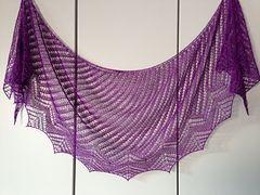 Ravelry: Lady Violet pattern by Kieran Foley