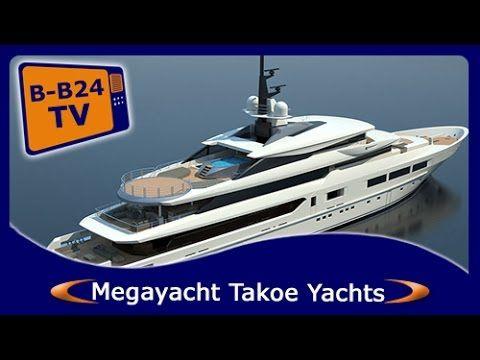 Megayacht Takoe Yachts by BEST-Boats24