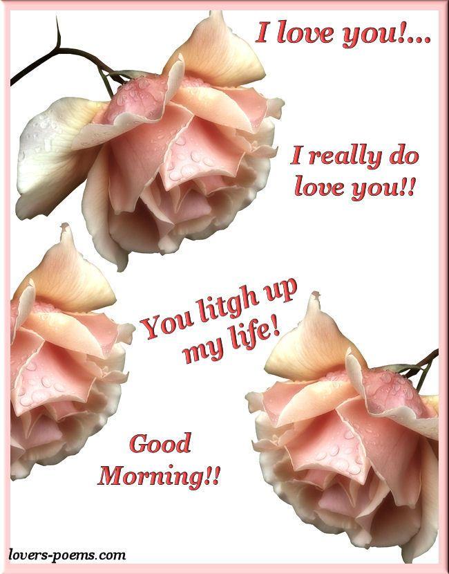 I Love You, Good Morning! morning good morning morning quotes good morning quotes good morning love quotes good morning greetings good morning my love