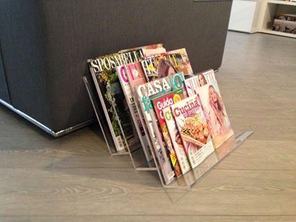 Magazine rack / porta riviste
