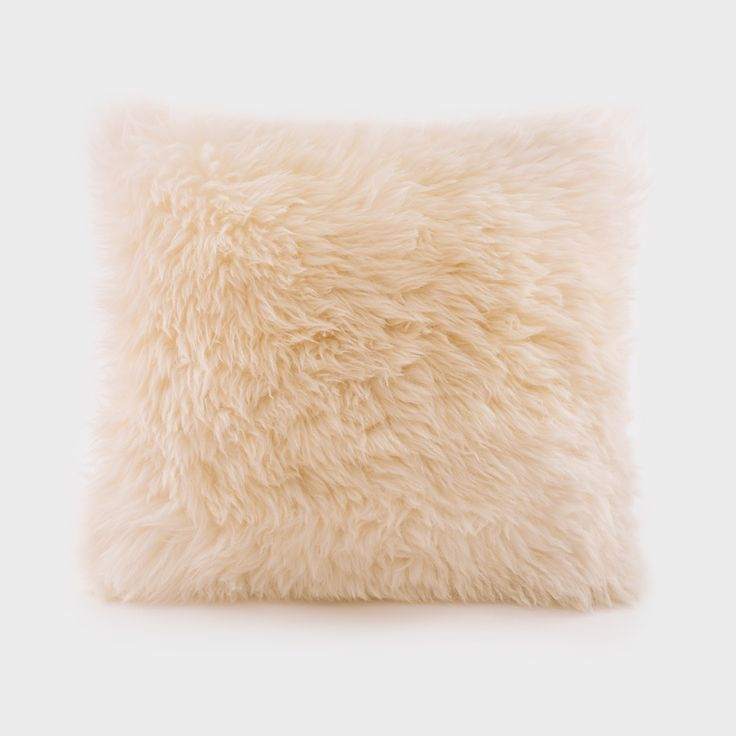 Long Wool Cushion Large Square | Ugg Australia®