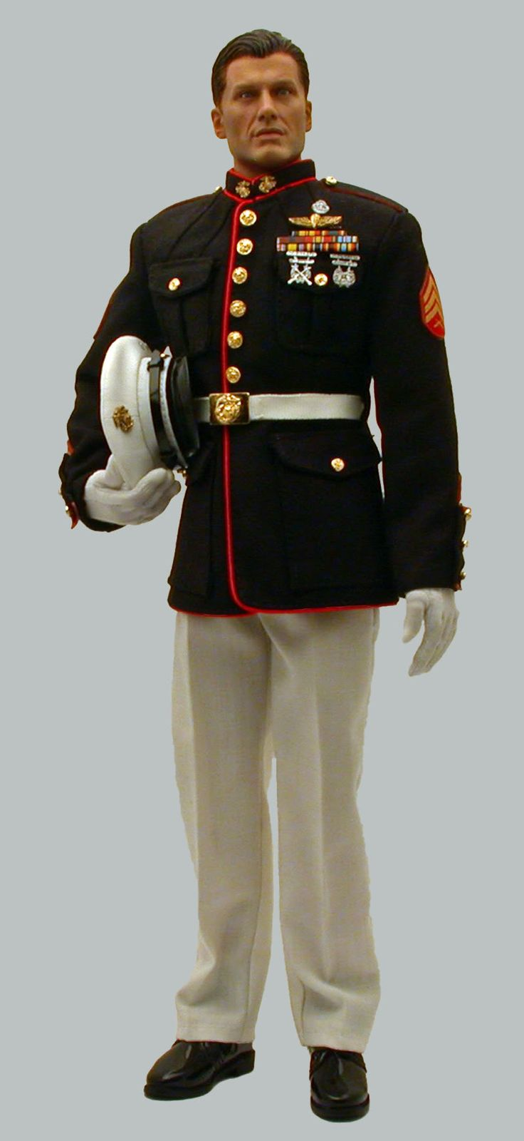 alta uniforme marines