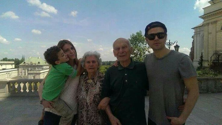 Paul and his family!!!...