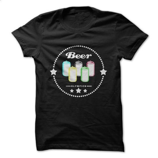 Beer Olympics Funny Great Shirt - #best hoodies #fitted shirts. GET YOURS => https://www.sunfrog.com/Funny/Beer-Olympics-Funny-Great-Shirt-.html?60505