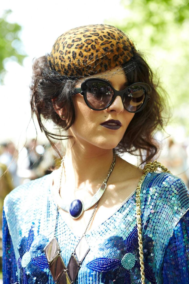 Ali Rose, fashion designer // Street Style: Welcome to the Roaring Twenties - The Cut