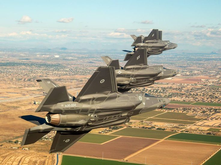 DYK the Royal Australian Air Force will acquire 72 F-35s over the next few years? Learn more about Australia's F-35 program: http://lmt.co/2ma6Hm7