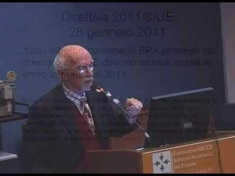 Dr. Franco Berrino: I distruttori endocrini