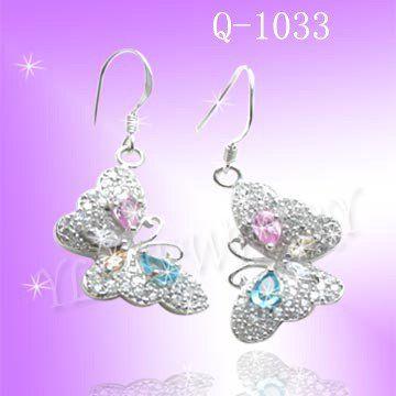 WOMAN EARRINGS Q 1033
