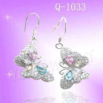 WOMAN EARRINGS Q 1033