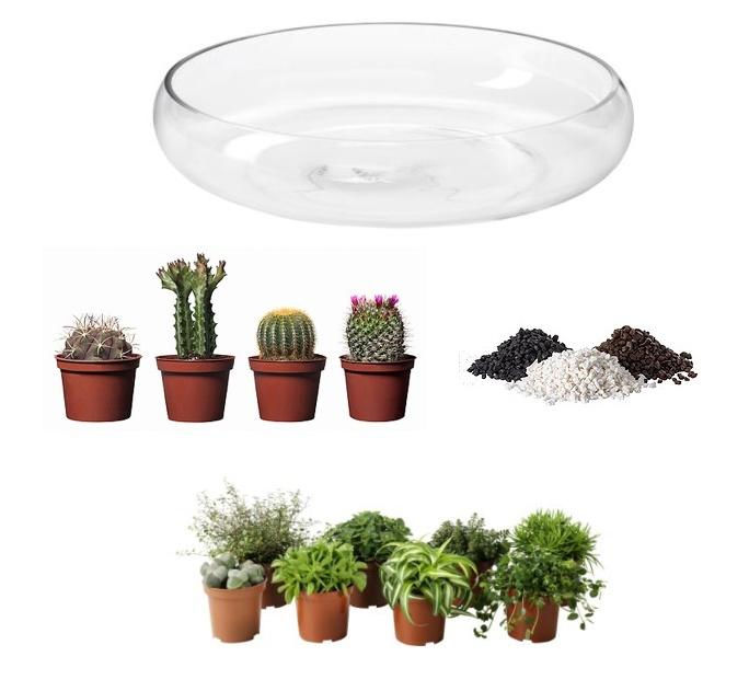 Ikea Terrarium DIY