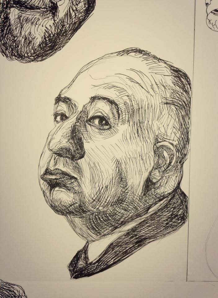 Mr.Hitchcock