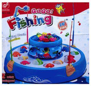 #mainan #pancingan #mainanjadul Fishing Game GAMA40 - http://jualmainanbagus.com/boys-toy/fishing-game-gama40