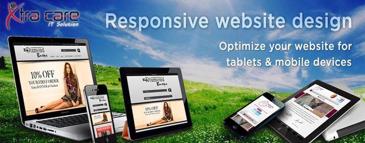 Best #responsive #Web #Design, mobile friendly websites, affordable web design services at #Xtracare #IT #Solutions. We build high quality #mobile #friendly #websites. Please Visit the Site: www.xtracareit.com/pages/-Web-Design-