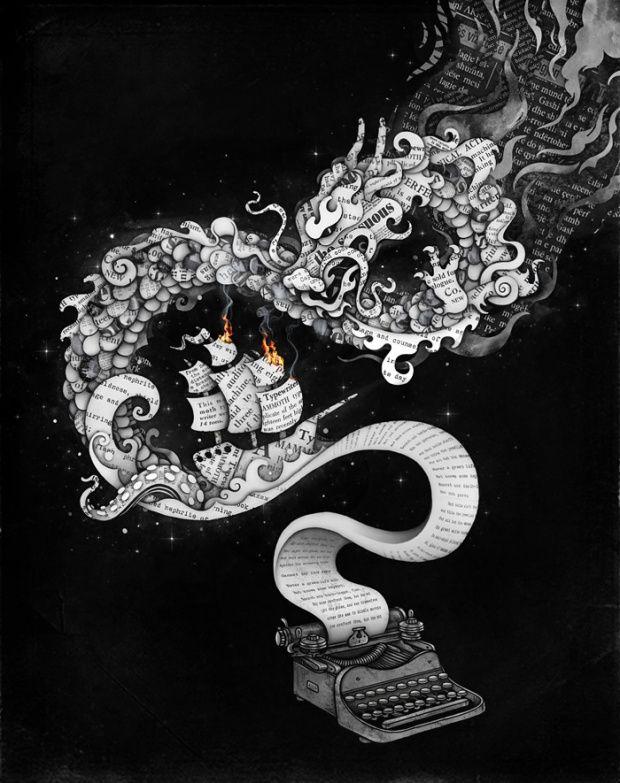Enkel Dika illustrations
