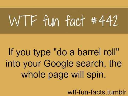 WTF-fun-facts : funny & weird facts. I did it and it totally works!!!