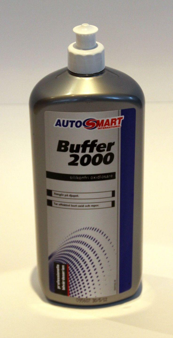Beställt!  Autosmart Buffer 2000