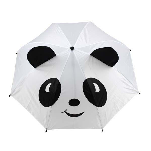 Commandez votre parapluie pour enfant. Toile imprimée Panda. Paiements sécurisés. Colissimo 48 h. Livraison offerte à partir de 39 € d'achat.