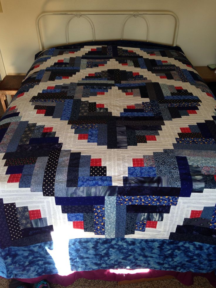 20 best curved log cabin quilt images on pinterest
