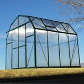 Grandio Elite Greenhouse - Barn-style Greenhouses