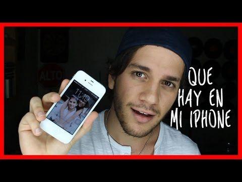 QUÉ HAY EN MI IPHONE TAG - Beto Pasillas - YouTube