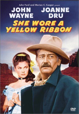 She Wore a Yellow Ribbon / HU DVD 1213 / http://catalog.wrlc.org/cgi-bin/Pwebrecon.cgi?BBID=6171818