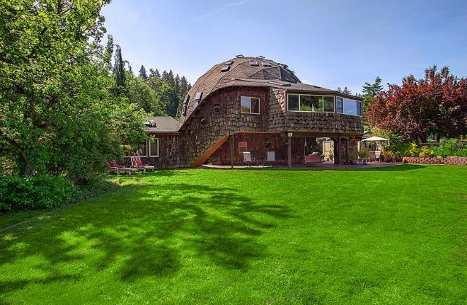 Unique Domed House For Sale | SF Globe