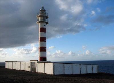 Faro de Punta Sardina. Isla de Gran Canaria / Canarias, Spain