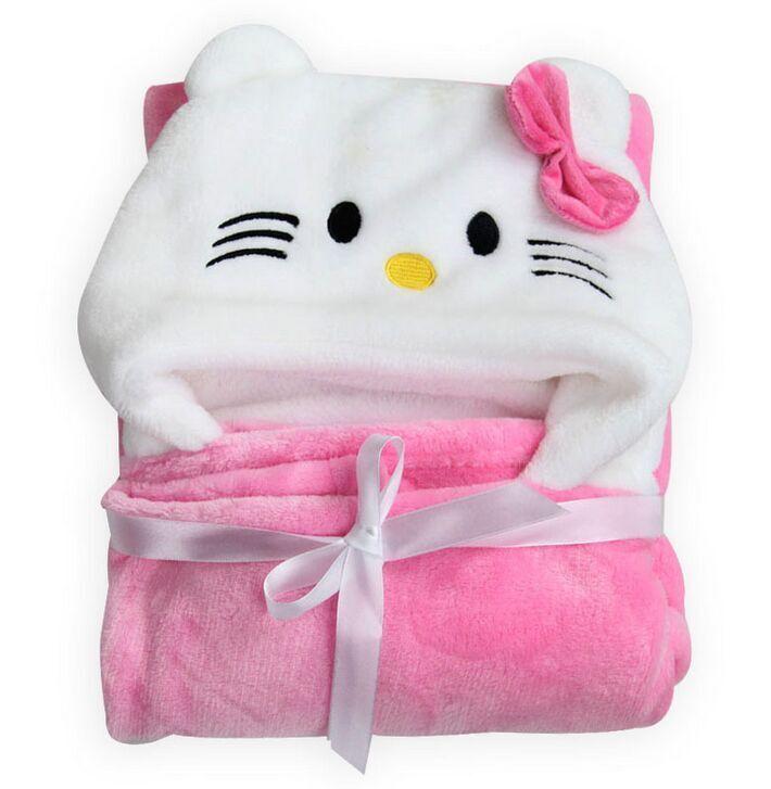 Купить Новорожденный пеленание супер мягкие удобные Малыш Малыш Плащ с капюшоном одеяло руно wrap FTRQ0005и другие товары категории Полотенцав магазине Ningbo chen bei Trading Co., Ltd.наAliExpress. одеяло настройки и одеяло обложка для продажи