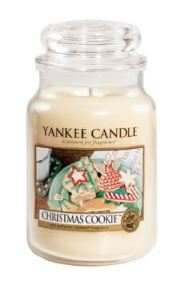 """Christmas Cookie"" from Yankee Candle makes my list of reasons to love the holidays!"