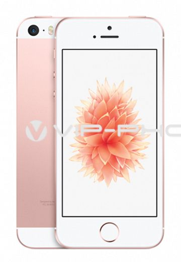 Apple iPhone SE 128Gb Rose Gold gyártói Apple Store garanciás mobiltelefon