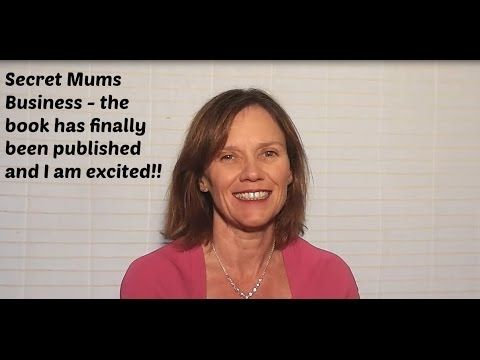 In this week's episode of Wellness TV is only a short video and I am talking my new book called Secret Mums Business.  I share with you how I came to write the book and who it is aimed at.  If you would like a copy of the book it is available in print and Kindle version through my website www.secretmumsbusiness.net.au