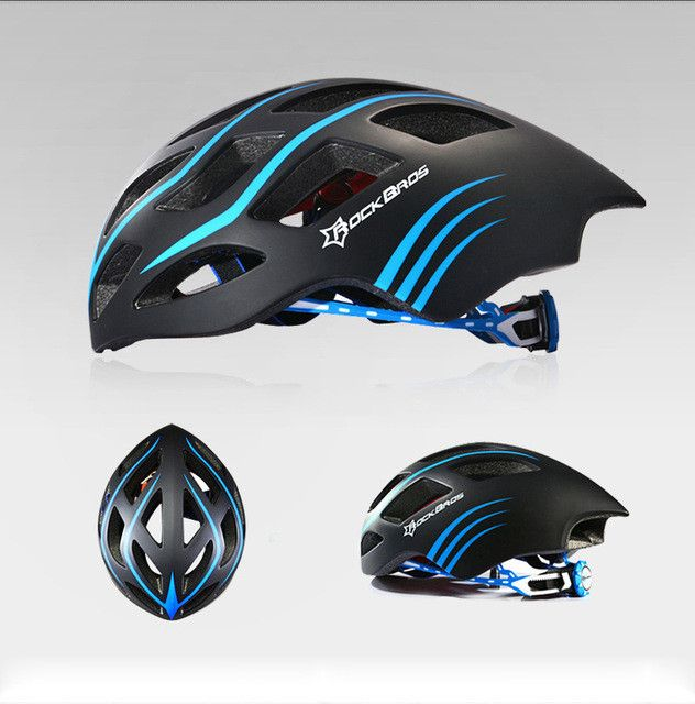 ROCKBROS Ultralight Bicycle Helmet Cycling Helmet Integrally Molded Road  Bike Equipment Helmet Capacete Casco Ciclismo