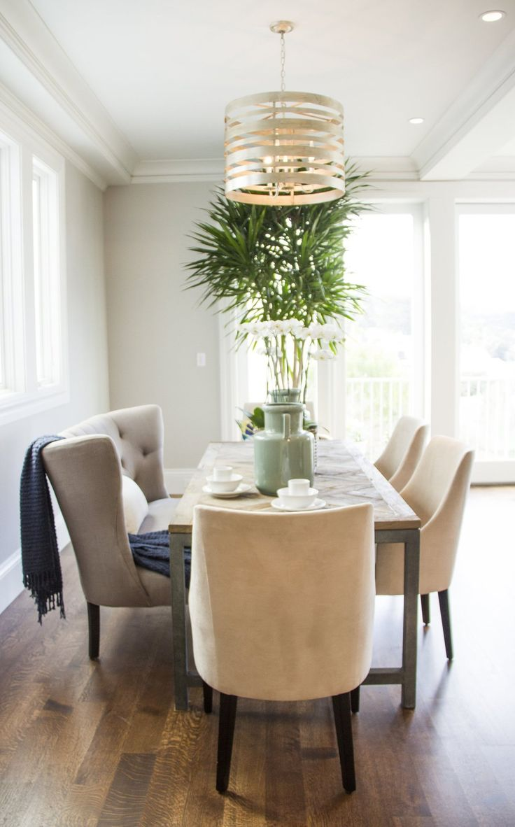 271 best dining images on pinterest home dining room and dining cow hollow home gets a pro makeover house tour dining nookdining tableselegant dining roomcontemporary dining roomshome decor