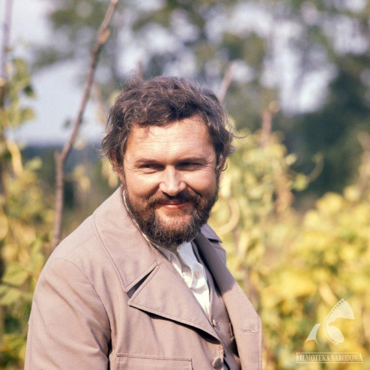 """Jerzy Bińczycki w filmie """"Noce i dnie"""" w reż. Jerzego Antczaka, 1975 r., fot. Jerzy Troszczyński, źródło: Fototeka FN"""