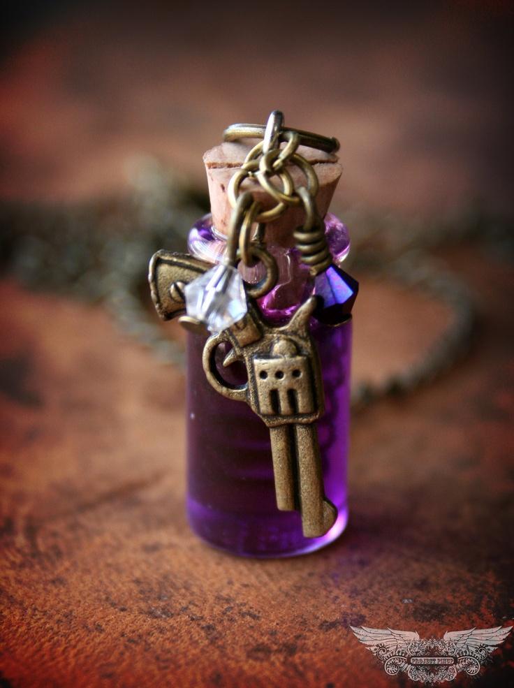 Potion And A Gun Swag Idea Dirty Magic Pinterest