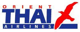 Orient Thai Airlines, logo