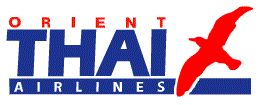Orient Thai Airlines, logo