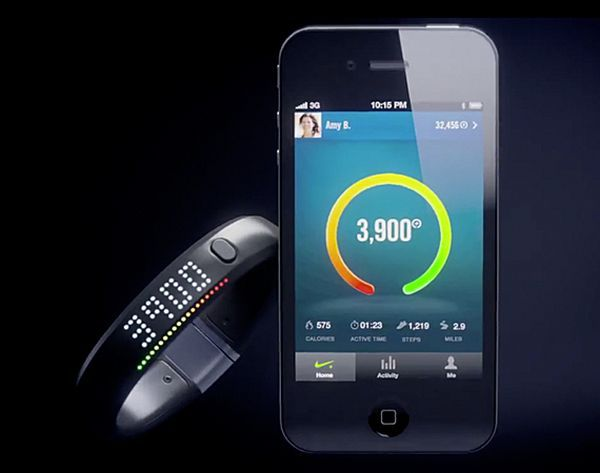 NIKE+ Fuel Band & App
