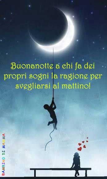 sogni..buonanotte sogni d'oro mio pikkolo grande amore