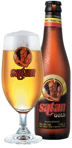 Satan Gold, Brewery De Block