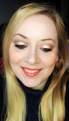 Come usare un rossetto arancione | Make-up Pleasure / how to use orange lipstick