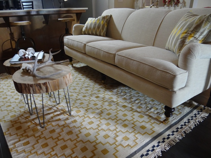 Restoration hardware barclay copycat sofa available in any size ...