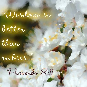 604 best proverbs images on pinterest biblical verses proverbs wisdom is both a gift from the holy spirit and a virtue negle Image collections