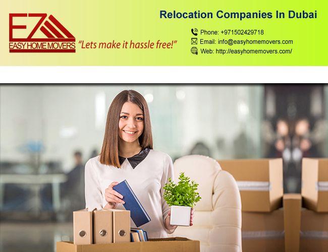 Home & office relocation companies in Dubai