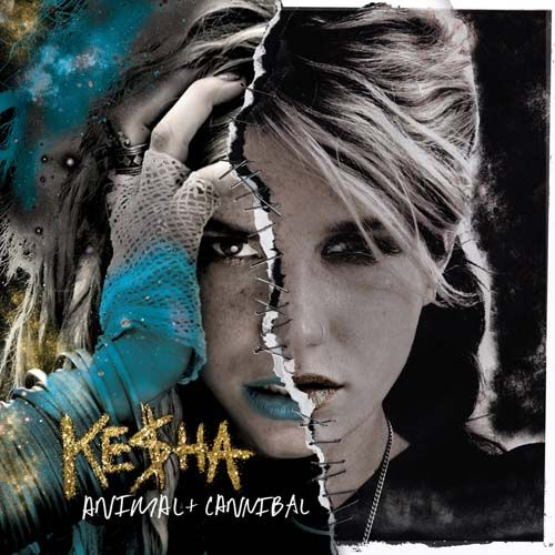 Kesha Warrior Album Cover 500 X 500