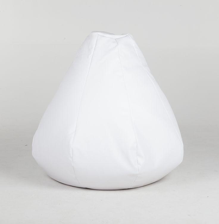 White bean bag