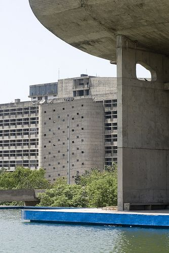 Chandigarh - Le Corbusier