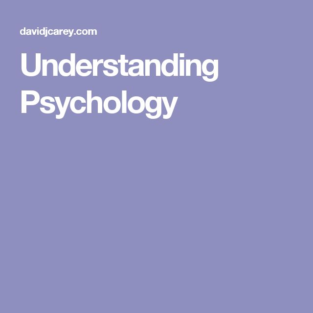 understand psychology To benefit from technology, we need to understand psychology perhaps, then, the tech era will be about harnessing human psychology.
