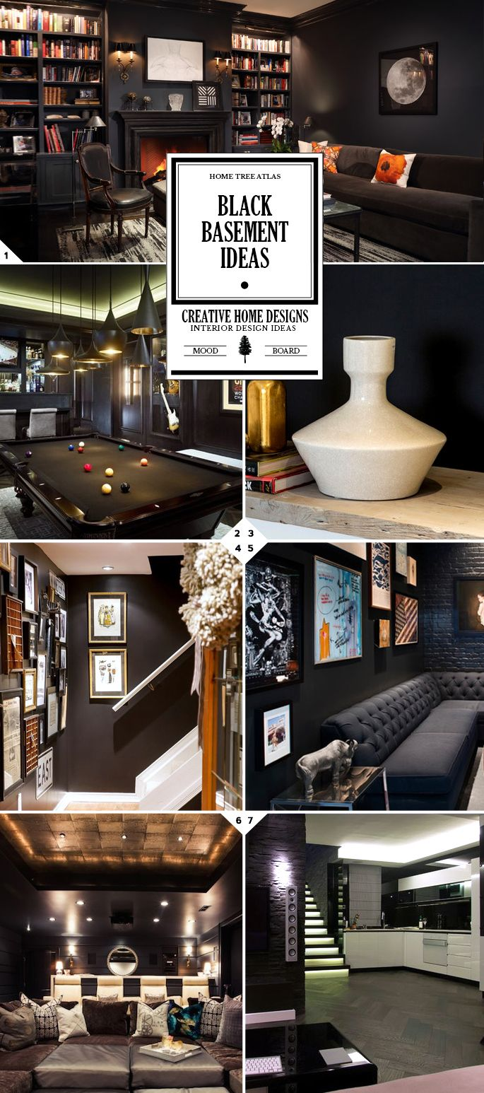 The basement can be turned into a secluded and cozy place, and what better way to do this than to use a black color palette. Here is a list of black basement design ideas that will help transform your space. The Walls When you picture a black basement, there will be black painted walls. To […]