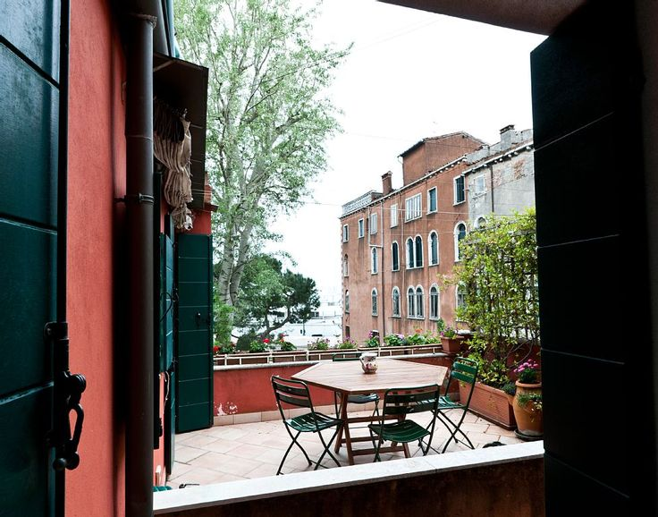 Location vacances appartement Venise: Seen from living room